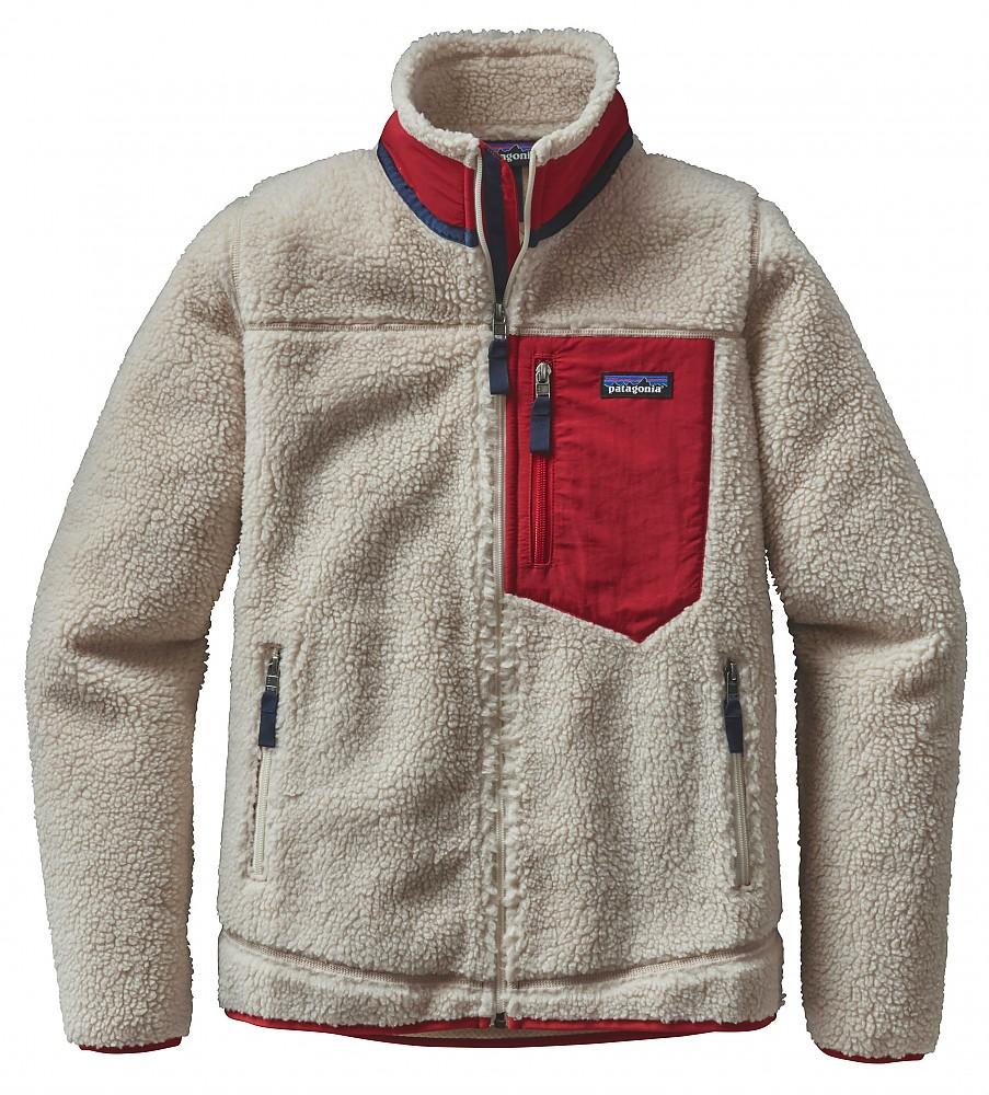 photo: Patagonia Retro-X Jacket fleece jacket