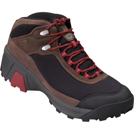 photo: Patagonia Women's P26 Mid A/C Gore-Tex hiking boot