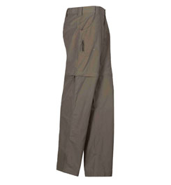 White Sierra Ward Creek Convertible Pants