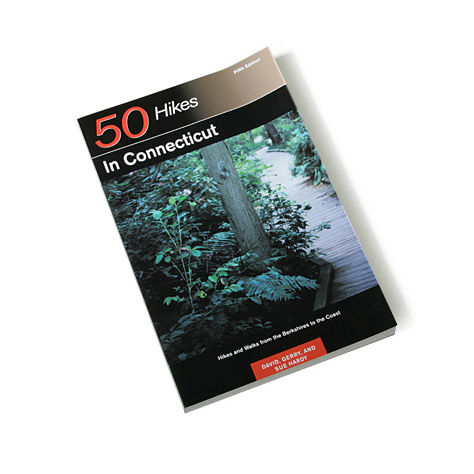 Countryman Press 50 Hikes in Connecticut