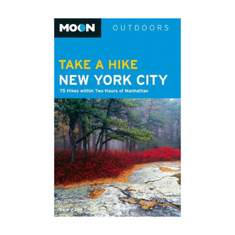 photo of a Avalon Travel us northeast guidebook