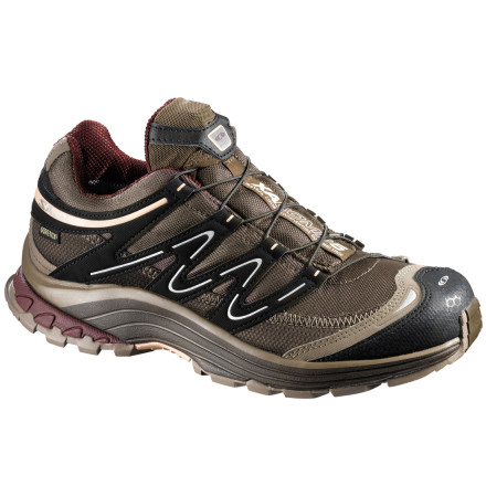 photo: Salomon Women's XA Comp 5 GTX trail running shoe