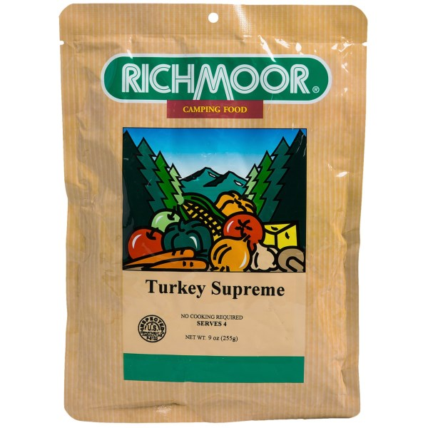 photo: Richmoor Turkey Supreme meat entrée