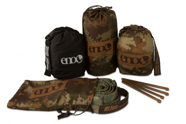 photo: Eagles Nest Outfitters OneLink CamoNest XL hammock