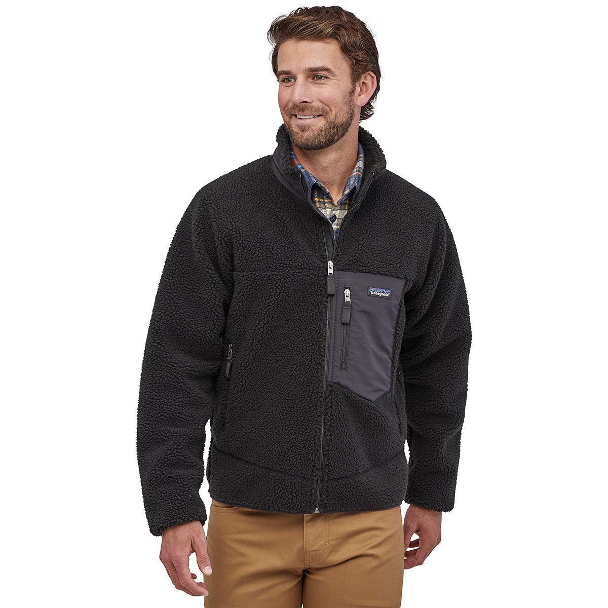 photo: Patagonia Classic Retro-X Jacket fleece jacket