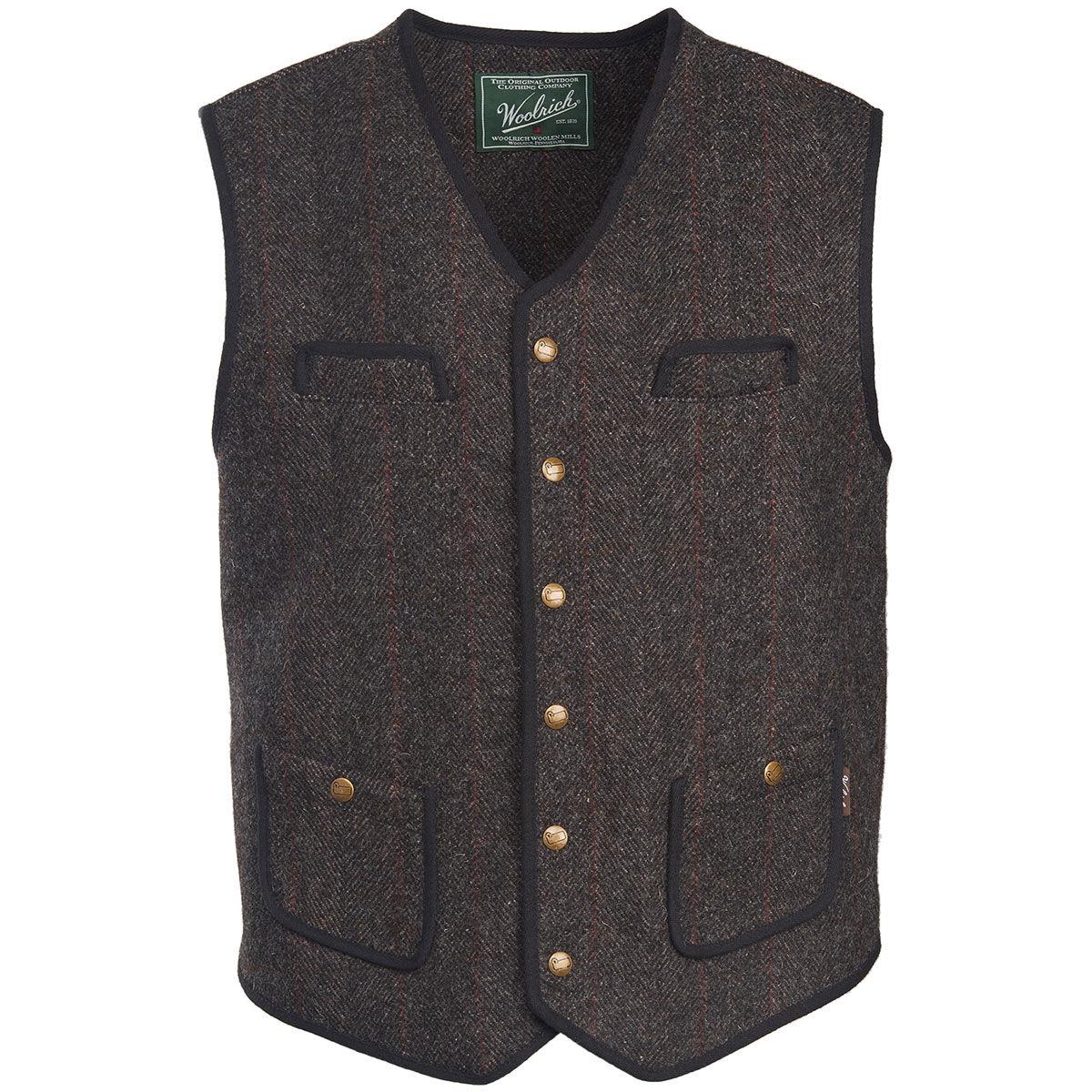 Woolrich Utility Wool Vest