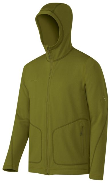 photo: Mammut Mercury Jacket fleece jacket
