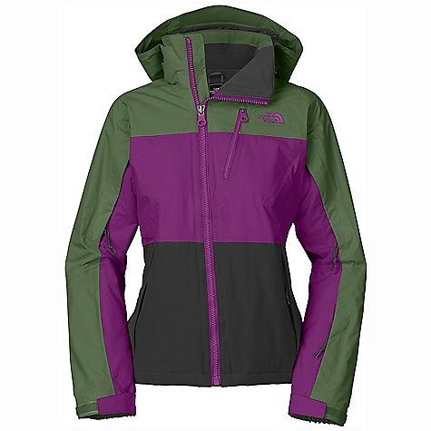 photo: The North Face Kizamm Jacket snowsport jacket