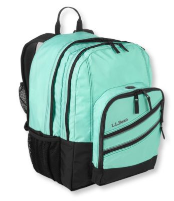 L.L.Bean Super Deluxe Kids Backpack
