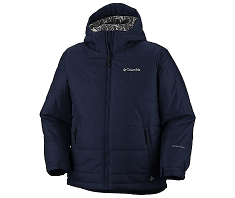 photo: Columbia Buga Puff Jacket synthetic insulated jacket