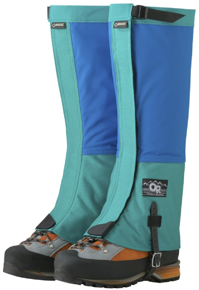 photo: Outdoor Research Retro Crocodiles gaiter