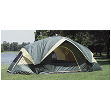 photo: Texsport Kingwood warm weather tent