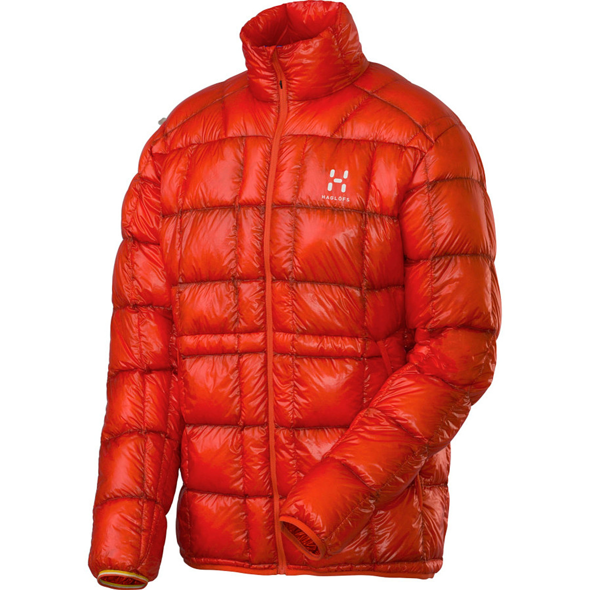 photo: Haglofs Men's L.I.M Essens Jacket down insulated jacket
