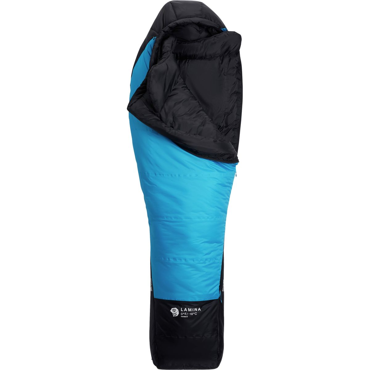 photo: Mountain Hardwear Lamina -15 cold weather synthetic sleeping bag