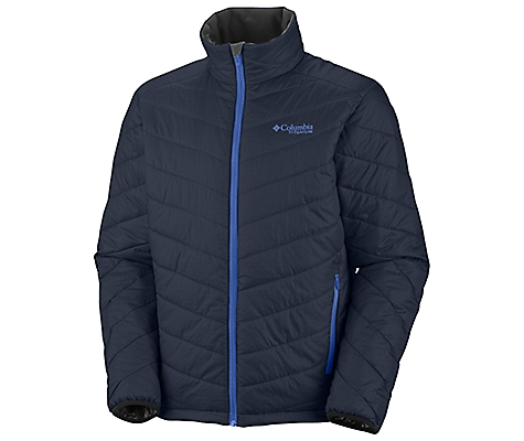 photo: Columbia Melting Point Insulated Jacket synthetic insulated jacket