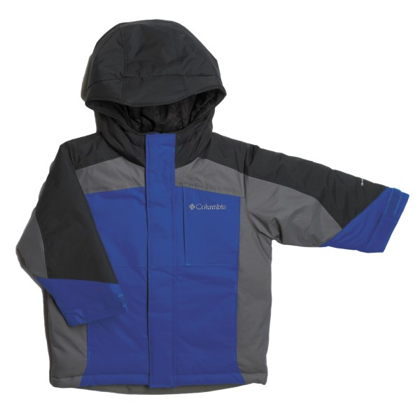 photo: Columbia Edge Rider Jacket snowsport jacket