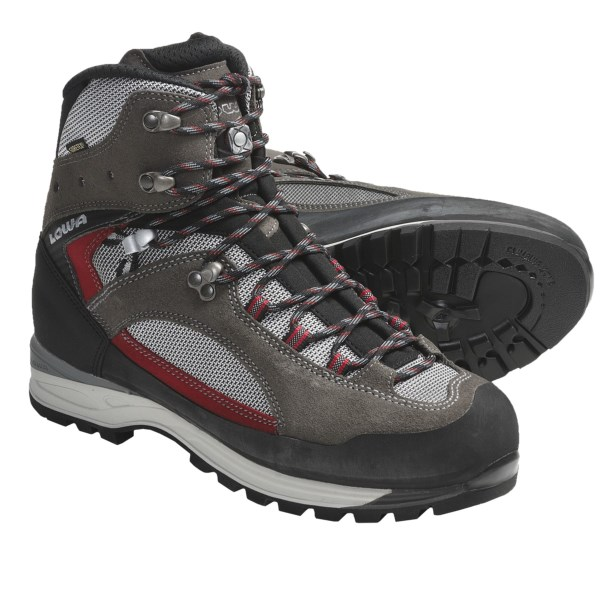 photo: Lowa Terek GTX hiking boot