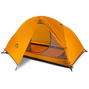 photo of a Naturehike tent/shelter