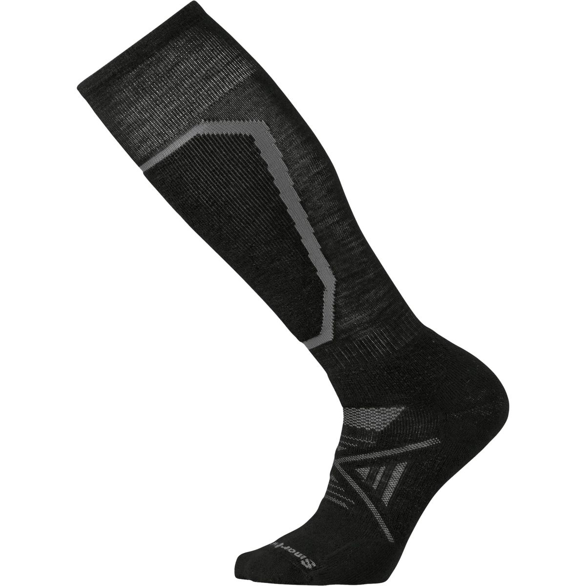 photo: Smartwool PhD Ski Medium Sock snowsport sock