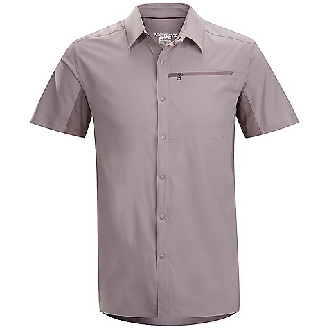 photo: Arc'teryx Adventus Comp SS hiking shirt