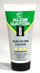 Aloe Gator SPF 8 Sun Filter Lotion