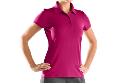 photo: Under Armour Core Solid Shortsleeve Polo short sleeve performance top