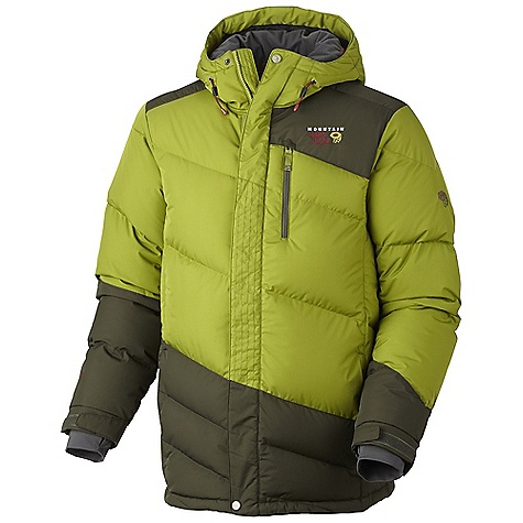 photo: Mountain Hardwear Downhill Parka snowsport jacket