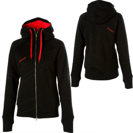 photo: Mammut Corona Hoody fleece jacket