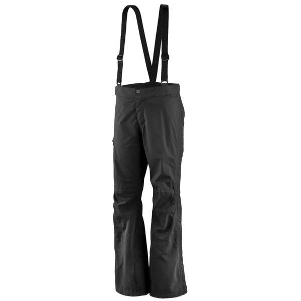 photo: Columbia Summit Suspender Pant snowsport pant