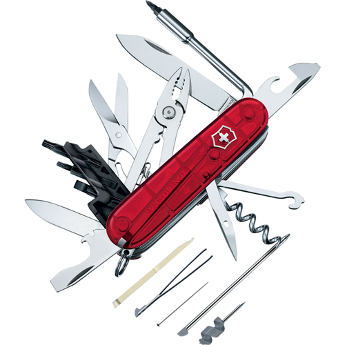 Victorinox Swiss Army CyberTool 34