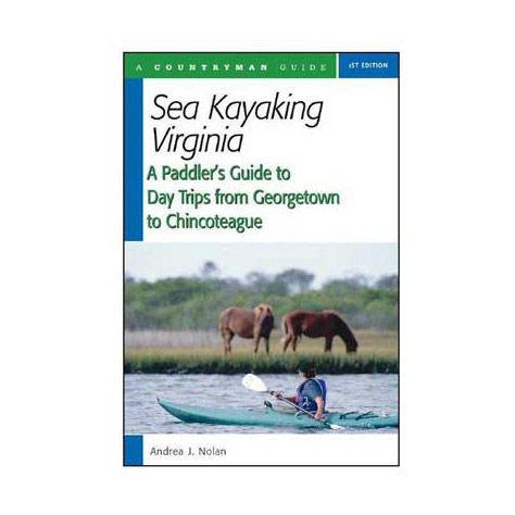Countryman Press Sea Kayaking Virginia