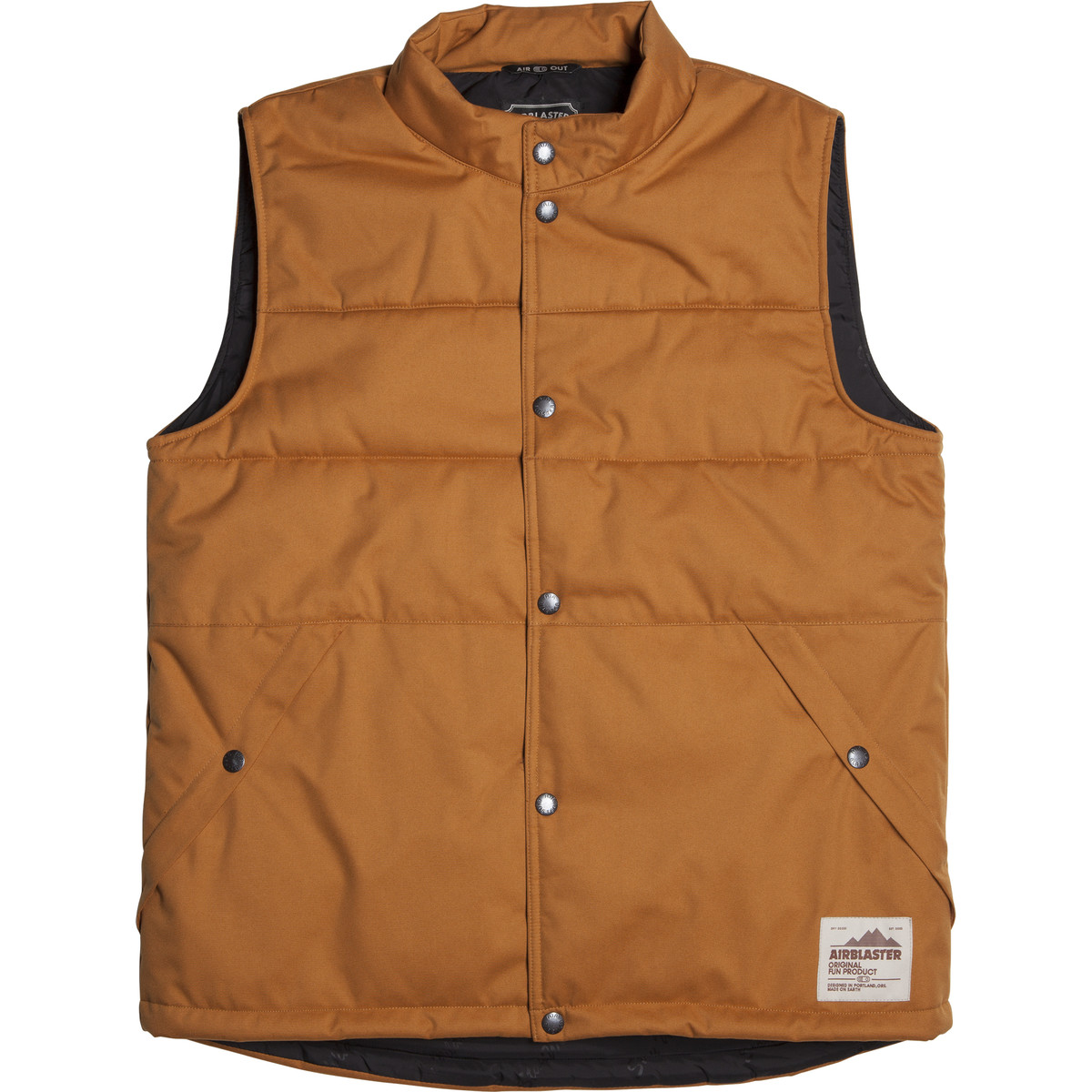 photo: Airblaster Puffy Vest synthetic insulated vest