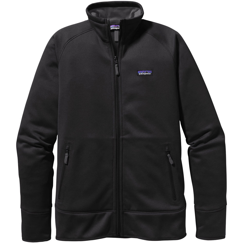 photo: Patagonia Men's Tech Fleece Jacket fleece jacket