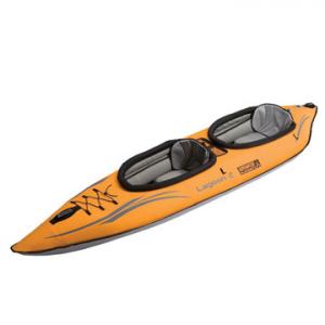 photo: Advanced Elements Lagoon2 Tandem inflatable kayak