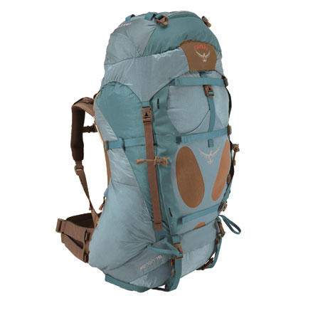 photo: Osprey Xenon 70 weekend pack (50-69l)