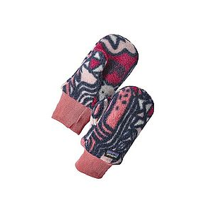 photo: Patagonia Baby Pita Pocket Mittens fleece glove/mitten