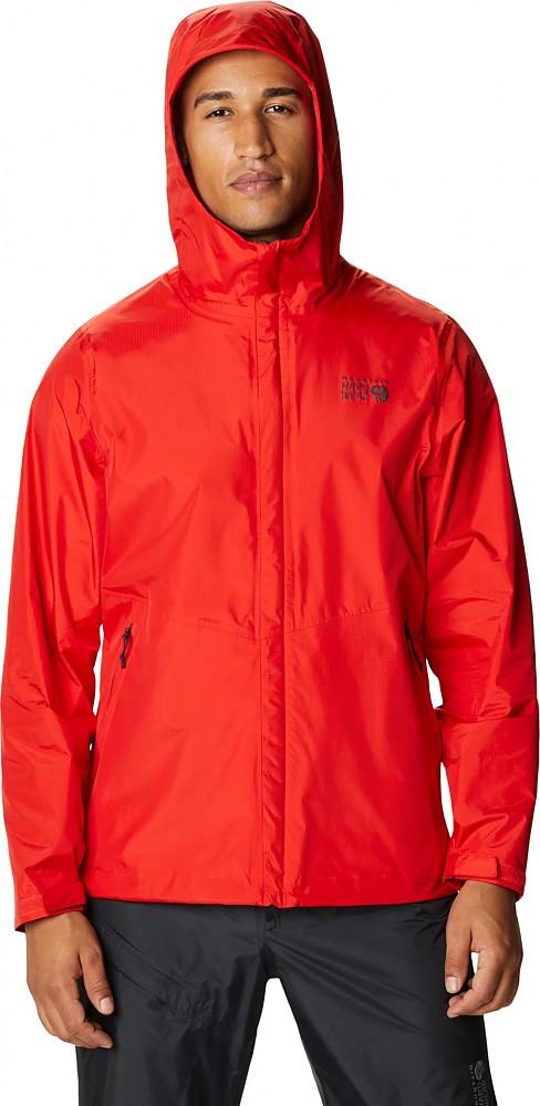 photo: Mountain Hardwear Acadia Jacket waterproof jacket