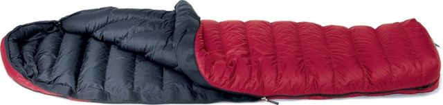 photo: Western Mountaineering Sycamore MF 3-season down sleeping bag