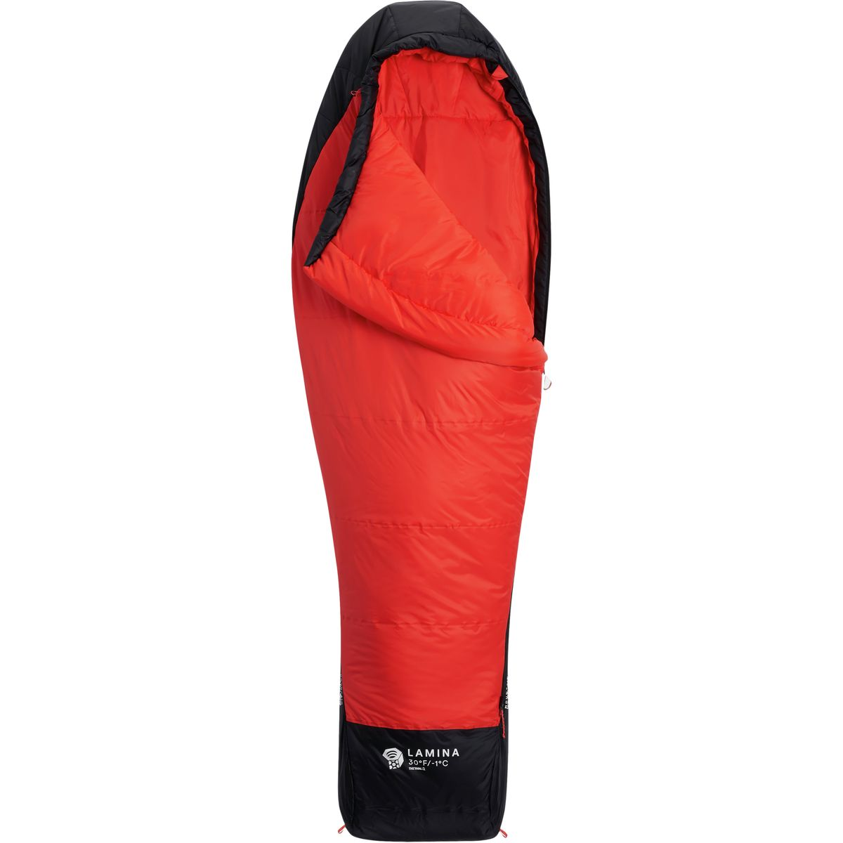 photo: Mountain Hardwear Women's Lamina 30F/-1C 3-season synthetic sleeping bag