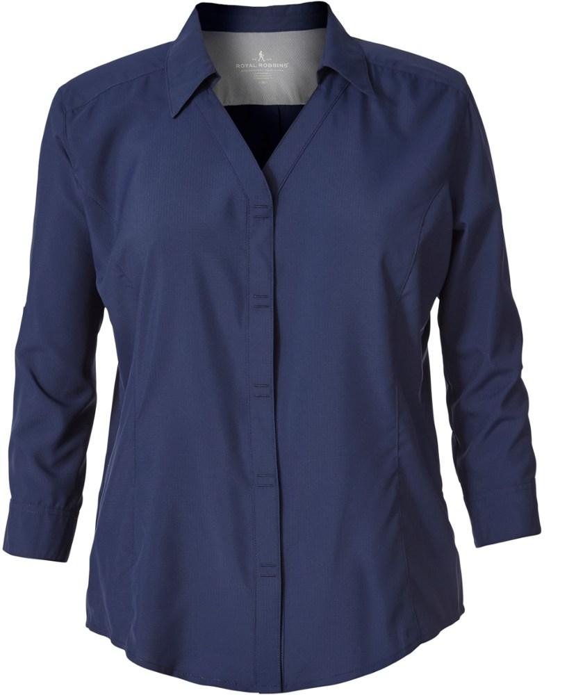 Royal Robbins Expedition 3/4-Sleeve Shirt