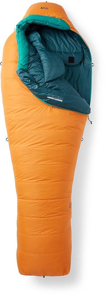 photo: REI Downtime 0 3-season down sleeping bag