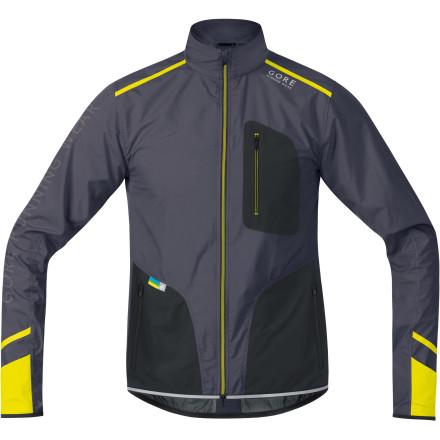 Gore X-Run Ultra Windstopper Soft Shell Light Jacket