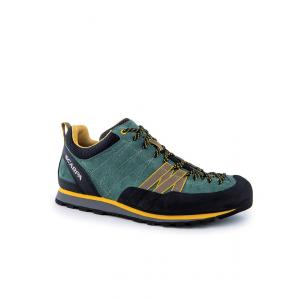 photo: Scarpa Men's Crux Canvas approach shoe