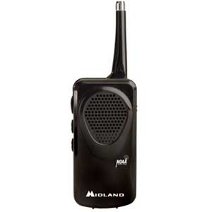 Midland HH50B Pocket Weather Alert Radio