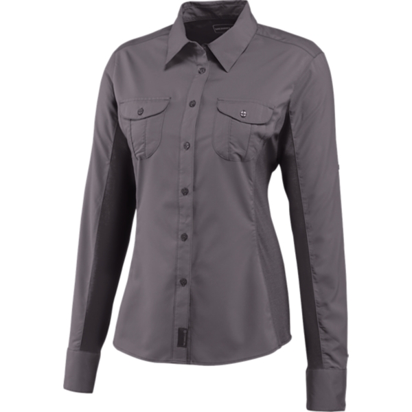 photo: Merrell Ophelia LS hiking shirt