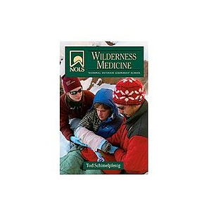 photo: NOLS Wilderness Medicine skills book