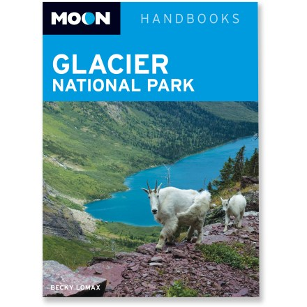 photo of a Moon Outdoors us mountain states guidebook