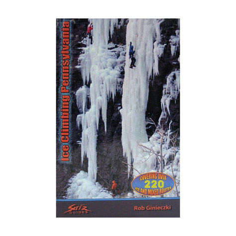 photo: Falcon Guides Ice Climbing Pennsylvania us northeast guidebook
