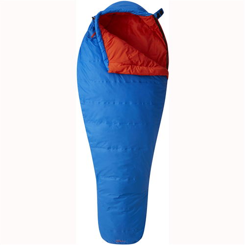 photo: Mountain Hardwear Lamina Z Spark 34 warm weather synthetic sleeping bag
