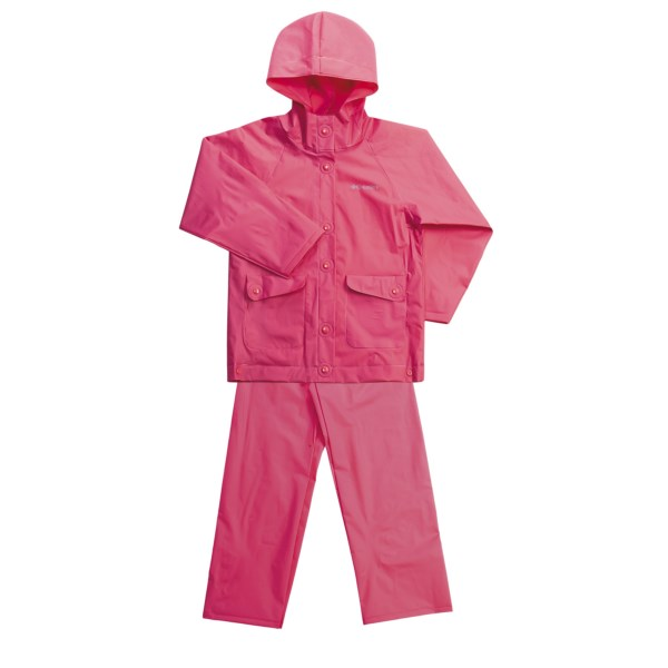 photo: Columbia Cats and Dogs Rain Suit waterproof jacket